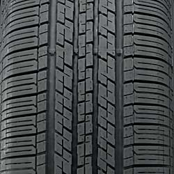 2004 Chrysler Crossfire  Continental ContiTouring Contact Tires