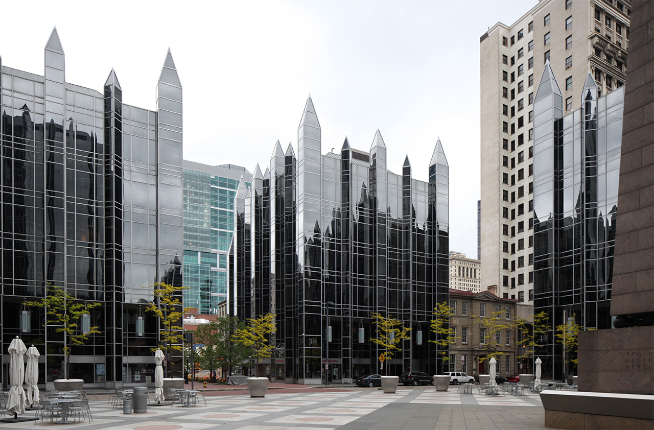 Click to Enlarge - PPG Plaza