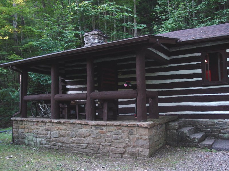 Babcock State Park Cabin 7