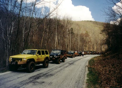 Random Jeep Jamboree Pre-Run Image