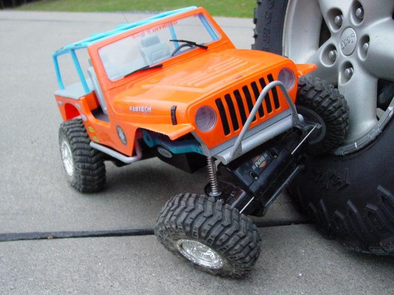 4x4 Icon - Nylint Rock Crawler