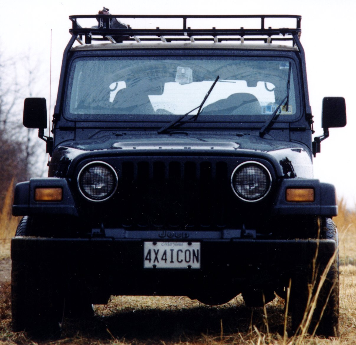 1999 Jeep Wrangler Sport - Click here to see what modifications I've made so far...