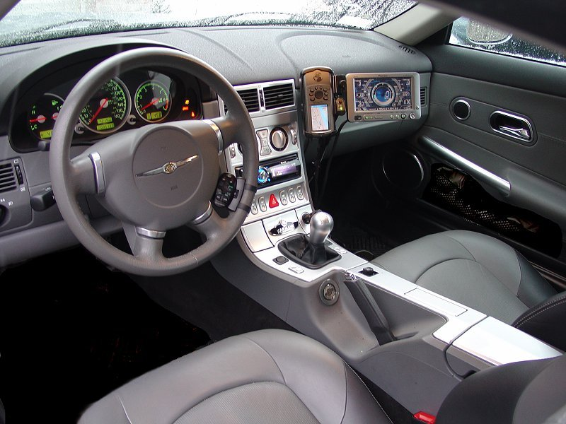 2004 Chrysler Crossfire Pioneer Gex P920xm Xm Satellite