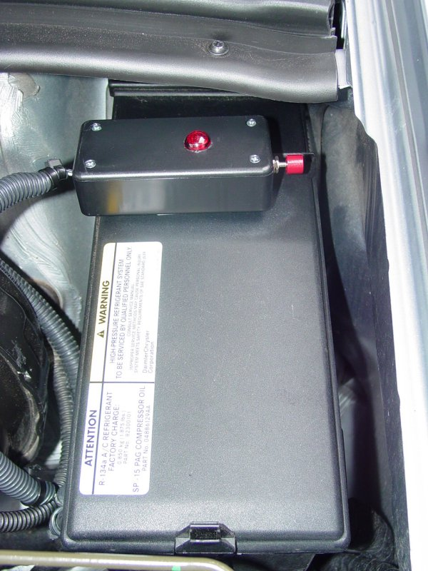 2004 Chrysler Crossfire - Wireless Lock Tone